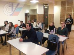 Начало прохождения технологической практики студентами 4го курса, направления подготовки «Гостиничное дело» 13 октября 2017 года.